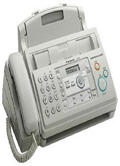 Panasonic FAX Machine KX-FT701