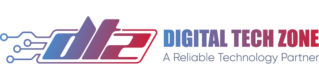 Digital Tech Zone Logo